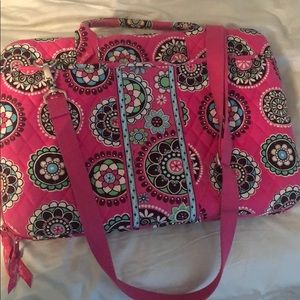 Vera Bradley laptop case in perfect condition